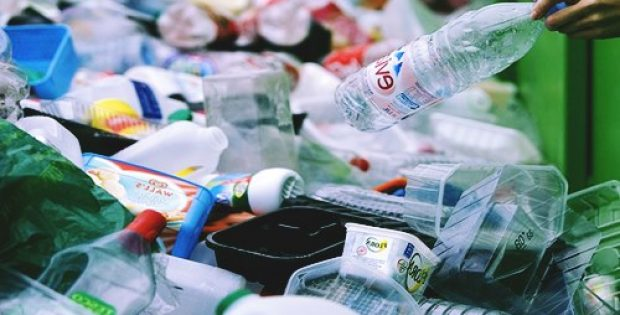 hong-kong government hire recyclers assemble plastic waste