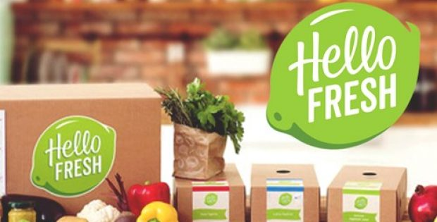 hellofresh pledges recyclable sustainable packaging