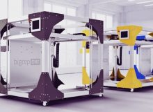 bosch rexroth bigrep tie smart factory 3d printing systems