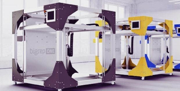 bosch rexroth bigrep tie smart factory 3d printing systems