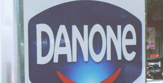danone commitment ensure circular packaging