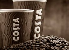 Costa Coffee & Barclaycard team up to launch contactless reusable cups