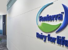 Fonterra & Future Post team up to turn plastic into farm fence posts