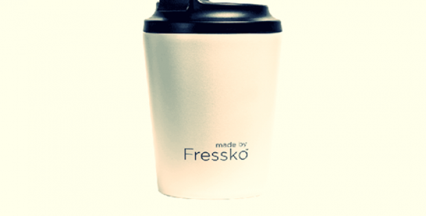 Camino, the new coffee cup by Australia's Fressko, makes its debut