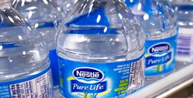 Nestlé Waters NA targets 25% rPET content in bottle packaging by 2021